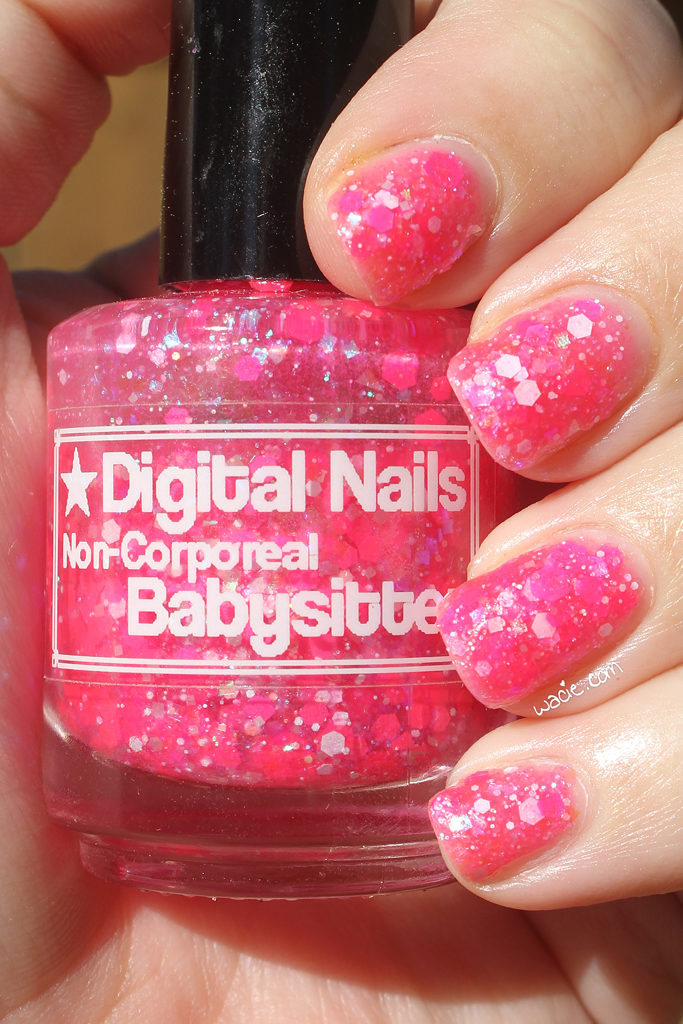 Digital Nails's Non-Corporeal Babysitter