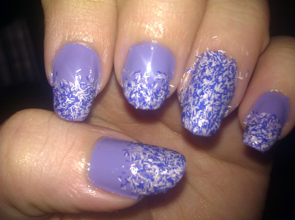 Essie's Boxer Shorts and Nails Inc. Feathers in Cornwall